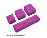 Purple jewelry box applicable product wider waist